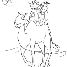 220x220 Nativity Printable Coloring Pages, Animated Gifs And Children
