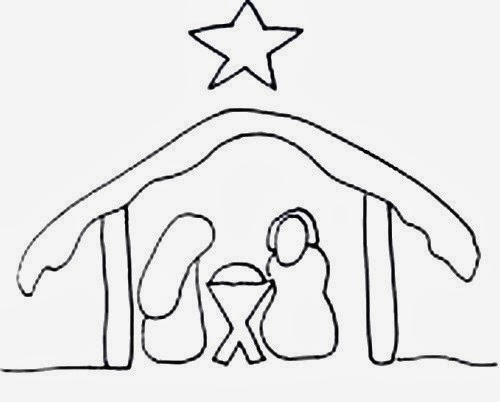 500x402 Best Photos Of Manger Scene Template