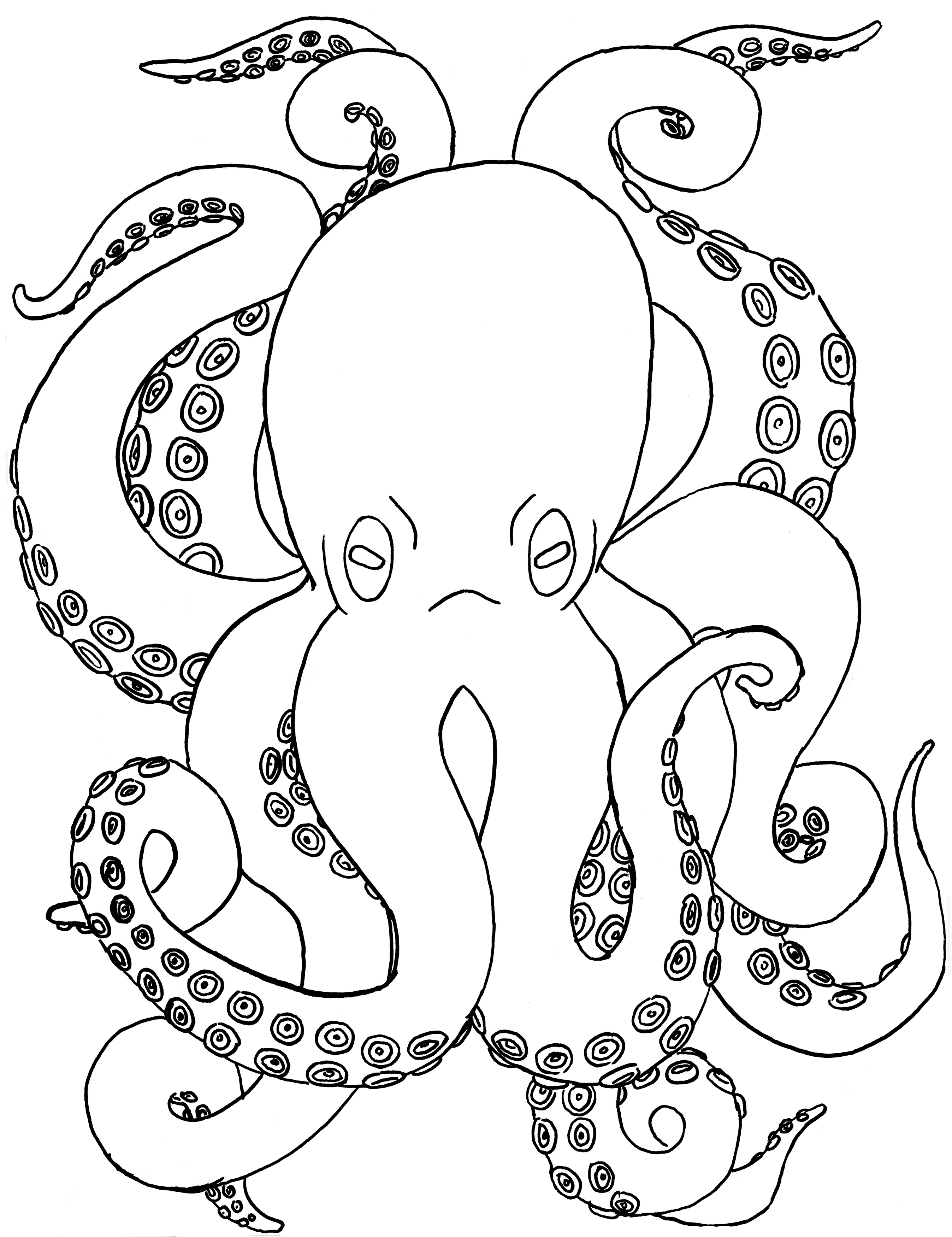 2695x3500 Cephalopodia Embroidery, Crafts And Patterns