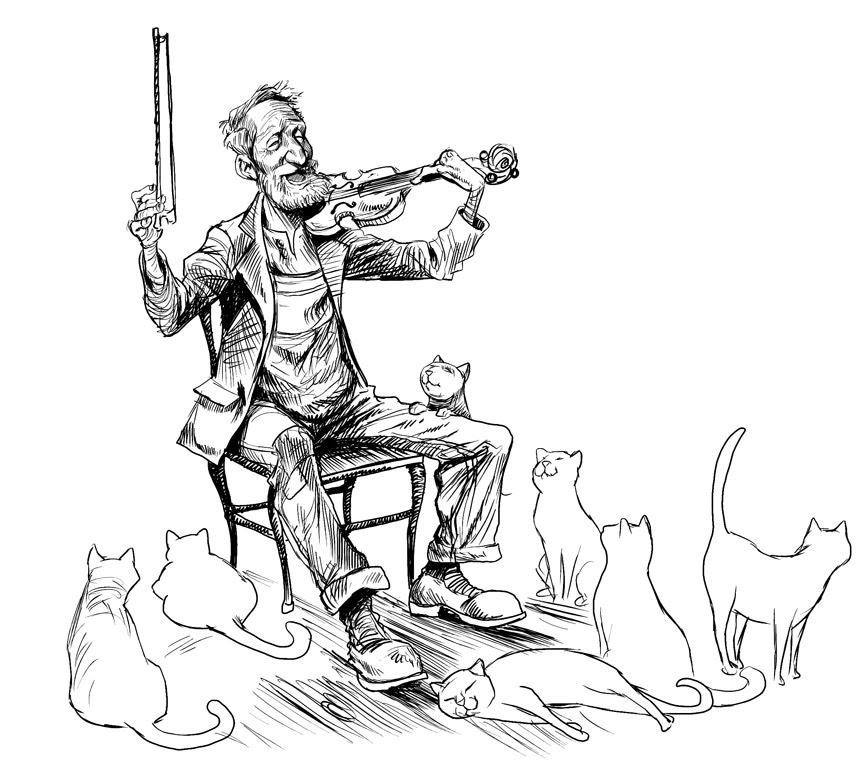 864x762 Artsmear Illustration Friday Music