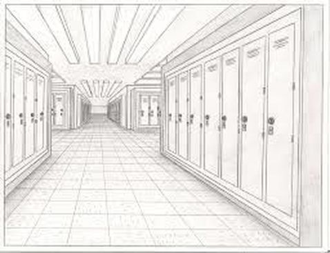 478x367 The Best One Point Perspective Ideas On 1 Point