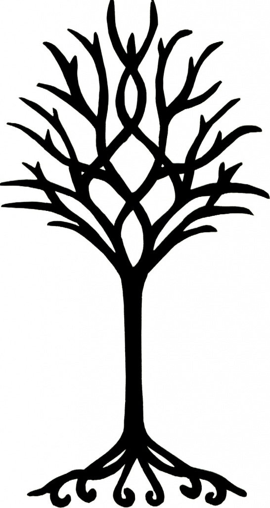 546x1024 Simple Tree Drawing Simple Tree Colouring Pages Page 2 Clipart