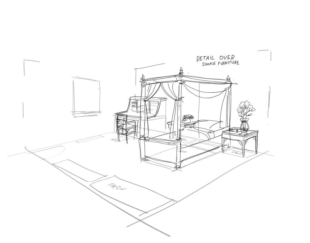 Simple Perspective Drawing at GetDrawings com | Free for