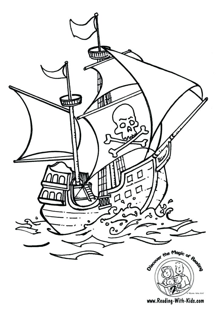 723x1024 Pirate Ship Coloring Pages Pirate Ship Coloring Page Lego Pirate