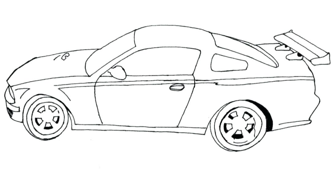 Simple Police Car Drawing At Getdrawings Com Free For Personal Use