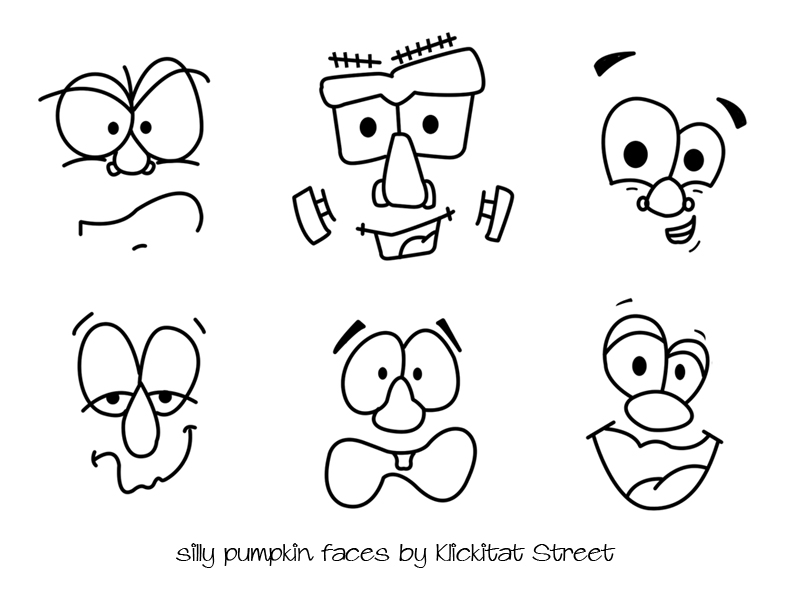 792x612 Easy Pumpkin Faces To Draw Simple Pumpkin Faces To Draw