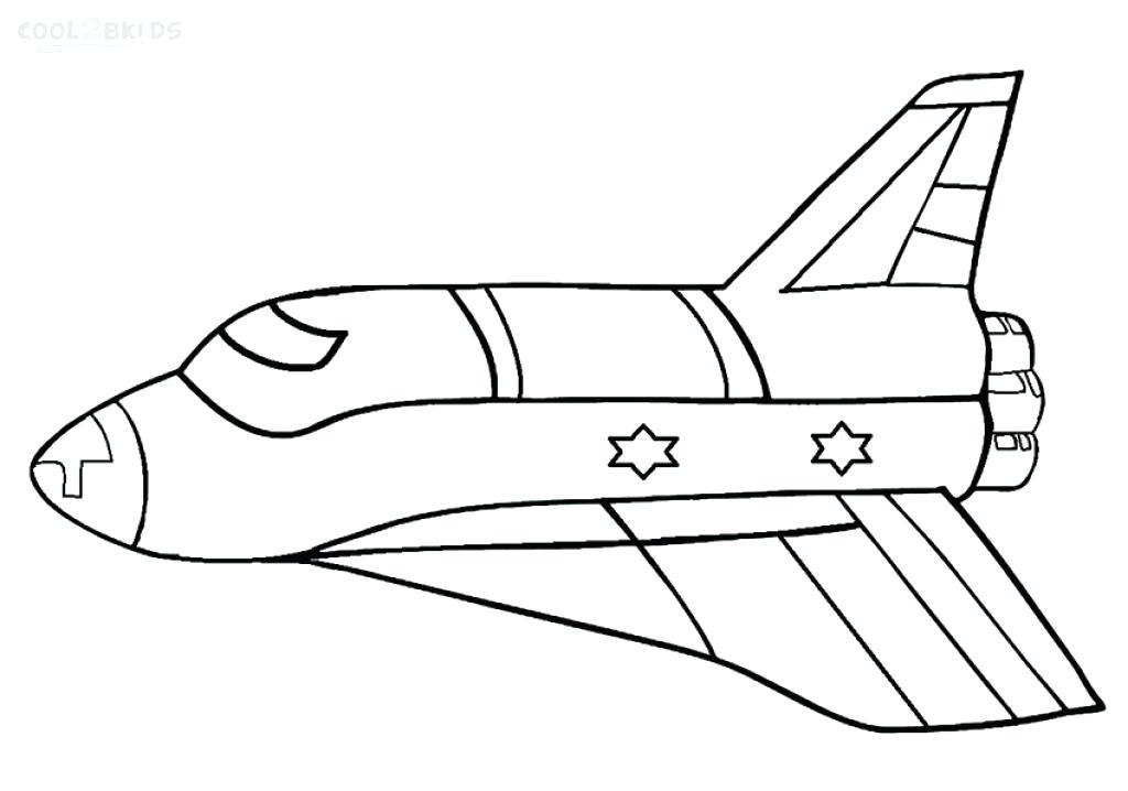 1024x718 Rocket Coloring Pages Pdf Cool Ship Page On Picture With Best
