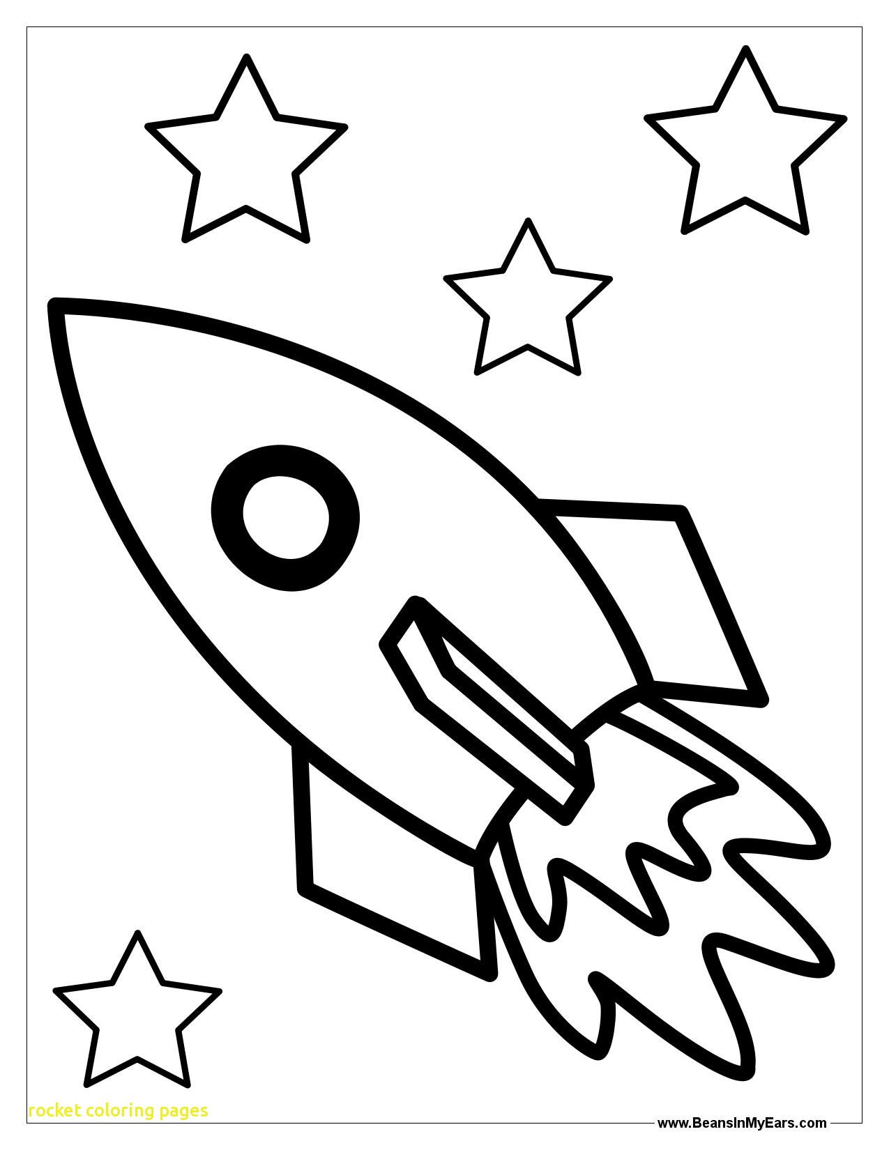 1275x1650 Rocket Coloring Pages With Rocket Ship On Earth Orbit Coloring