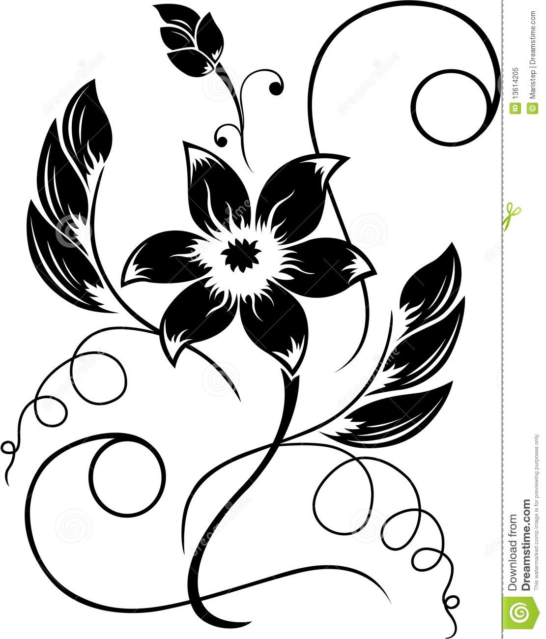 1111x1300 Simple Rose Drawings Black And White Simple Rose Drawings