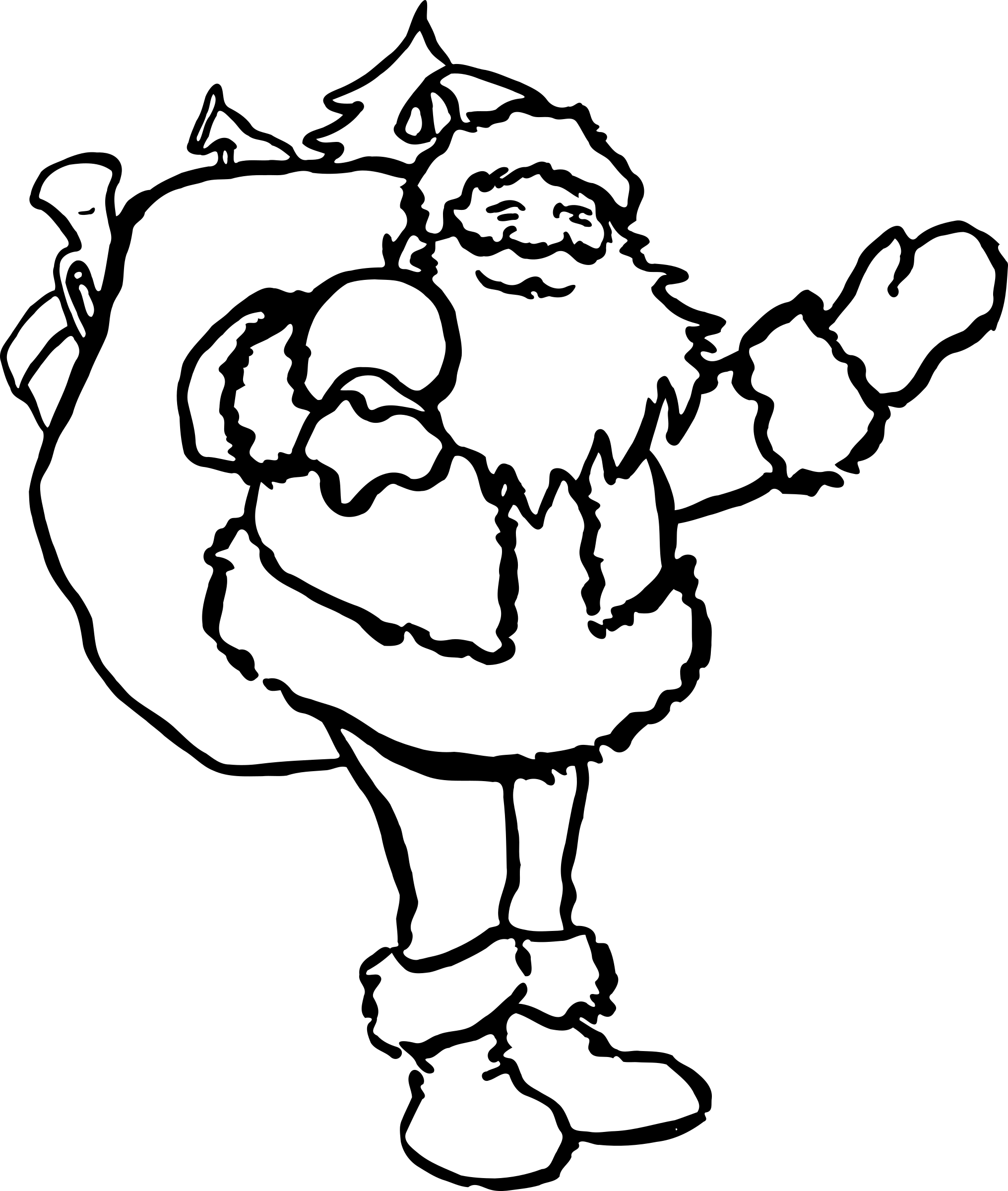 2032x2400 Clipart