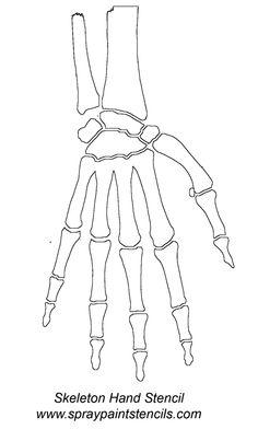 236x403 Human Skeleton Print Cut Outs Tag Archives Skeleton Stencil
