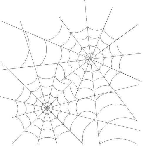 simple spider web drawing at getdrawings com free for personal use