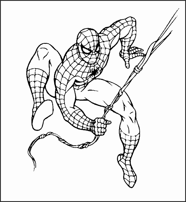 648x705 Easy Spiderman Drawings Sfy0r Awesome How To Draw Cute Spiderman