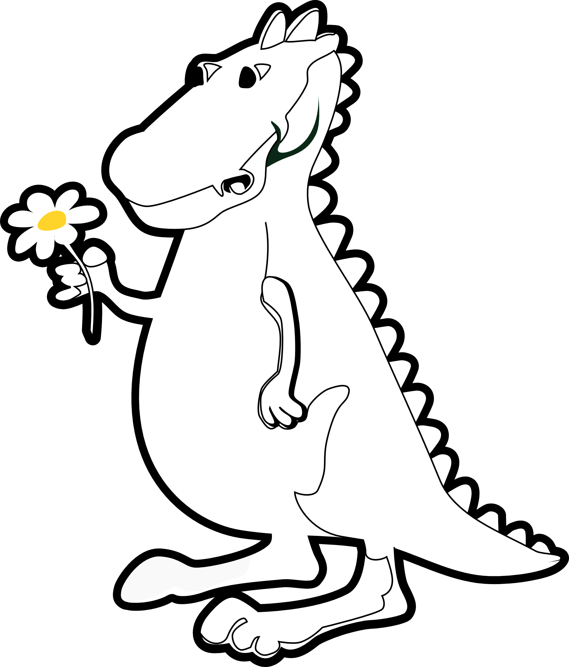 1969x2309 T Rex Png Black And White Transparent T Rex Black And White.png