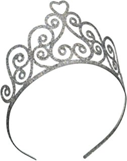 252x320 Beistle 60641 Gd Gold Glittered Metal Tiara