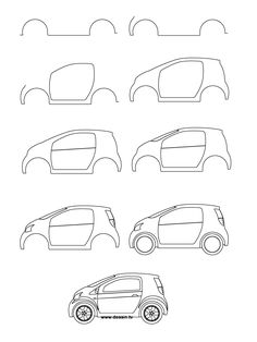 236x314 Very Easy Drawings For Kids Simple Car Drawing Related Keywords