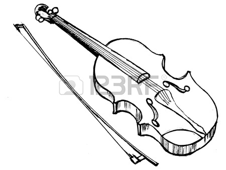 450x338 Hand Drawing Of A Piccolo Royalty Free Cliparts, Vectors,