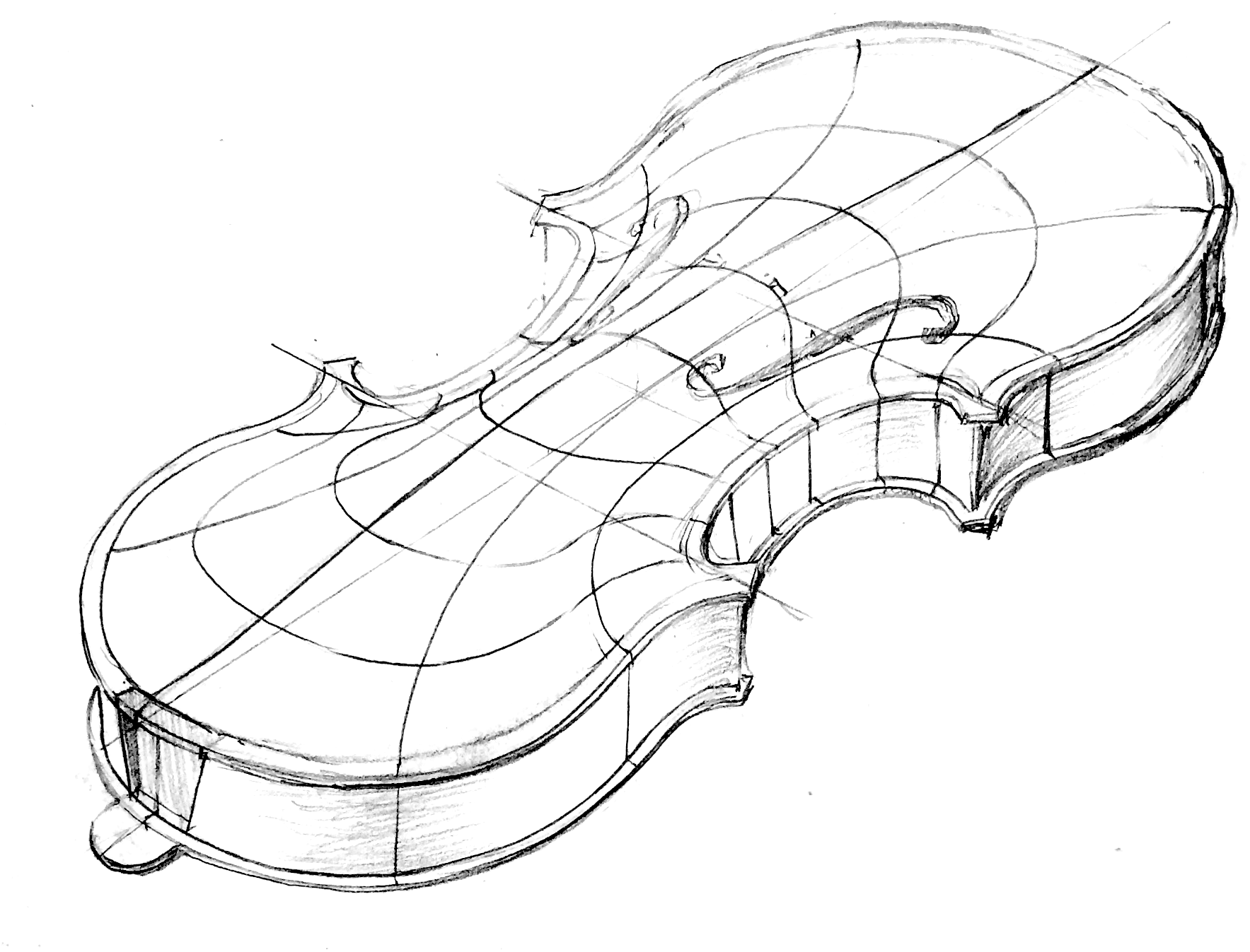 1767x1347 Modeling A Functional 3d Printed Violin In Cad