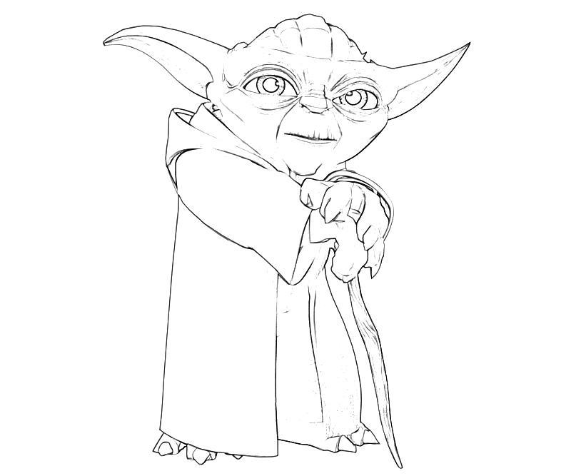 simple yoda drawing at getdrawings free