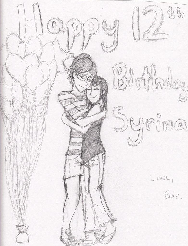 782x1021 Happy Birthday, My Baby Twin Sister! By Sokkas Boomerang