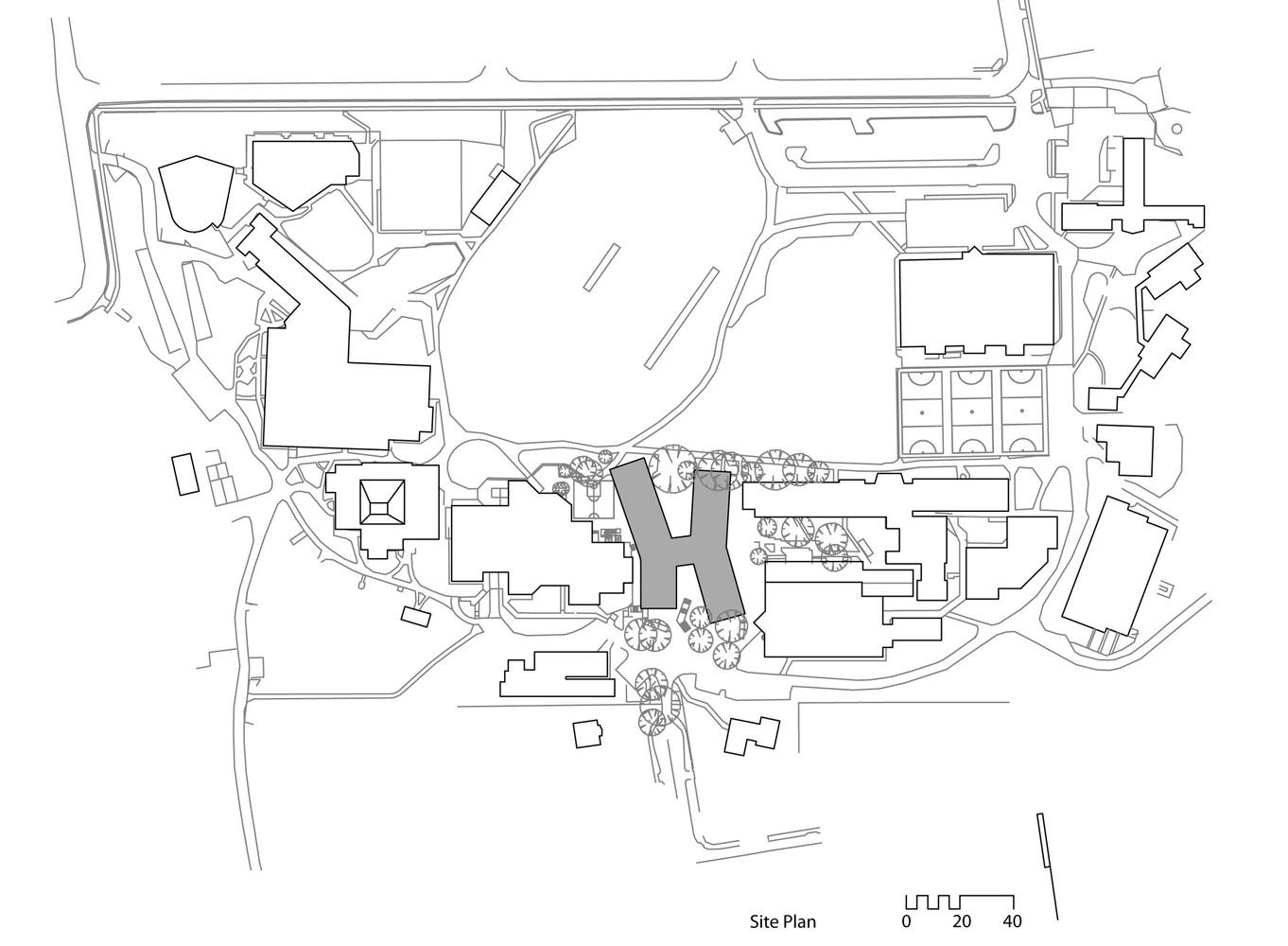 1362x1000 Gallery Of Tintern Middle Schools Architectus