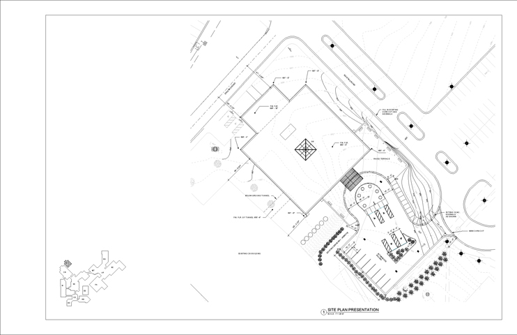 742x480 Michael Obrecht Architectural Drawings Commercial