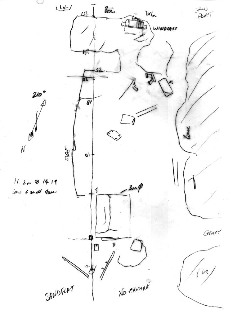 735x1000 Underwater Sketching
