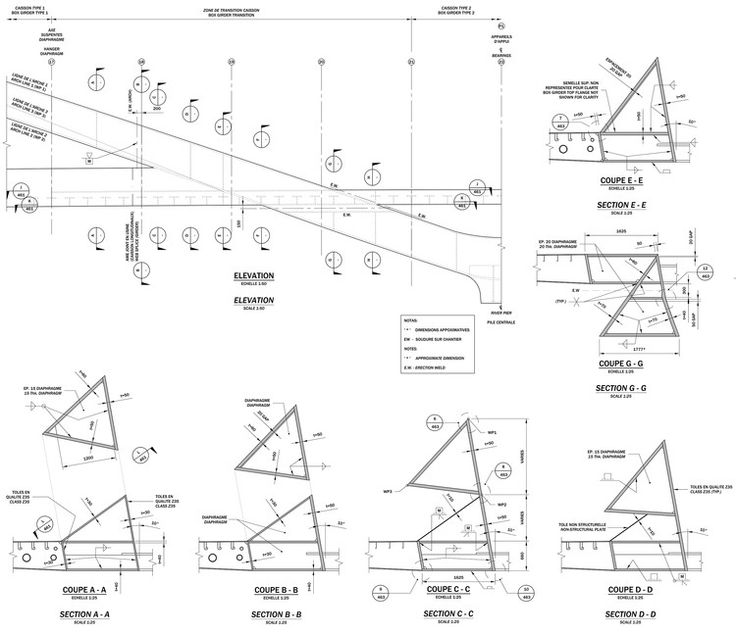 Site Section Drawing