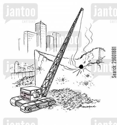 400x426 Building Site Cartoon Images