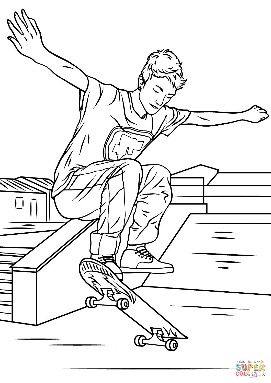 1060x1500 Skateboard Coloring Book Dirt Bike Coloring Books
