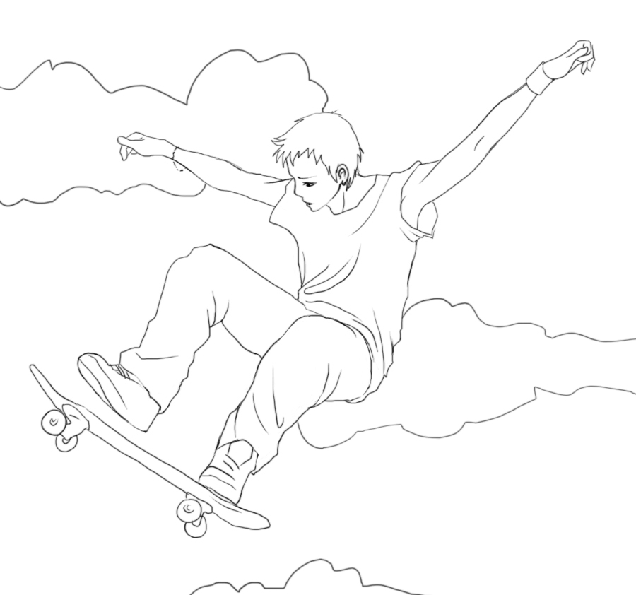 900x842 Sketch