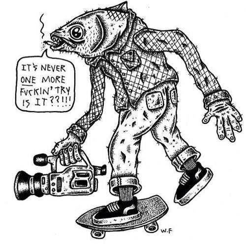500x502 Skateboard Skateboarding Aljek Tumblr