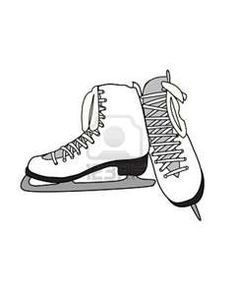 Skates Drawing
