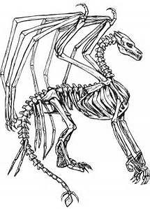 215x299 The Bone Dragon By Sequestrian And Brady Dalton Dragons