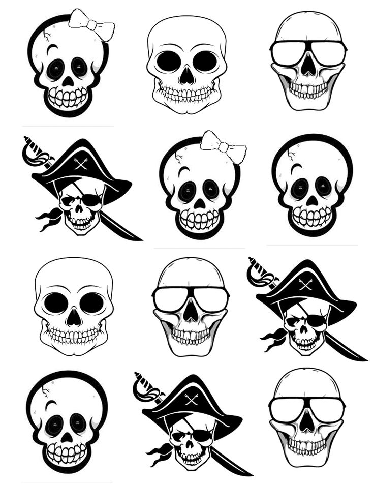 Skeleton Face Line Drawing : Skeleton face drawing at getdrawings free for