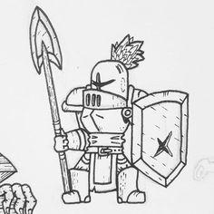 236x236 Skeleton Warrior