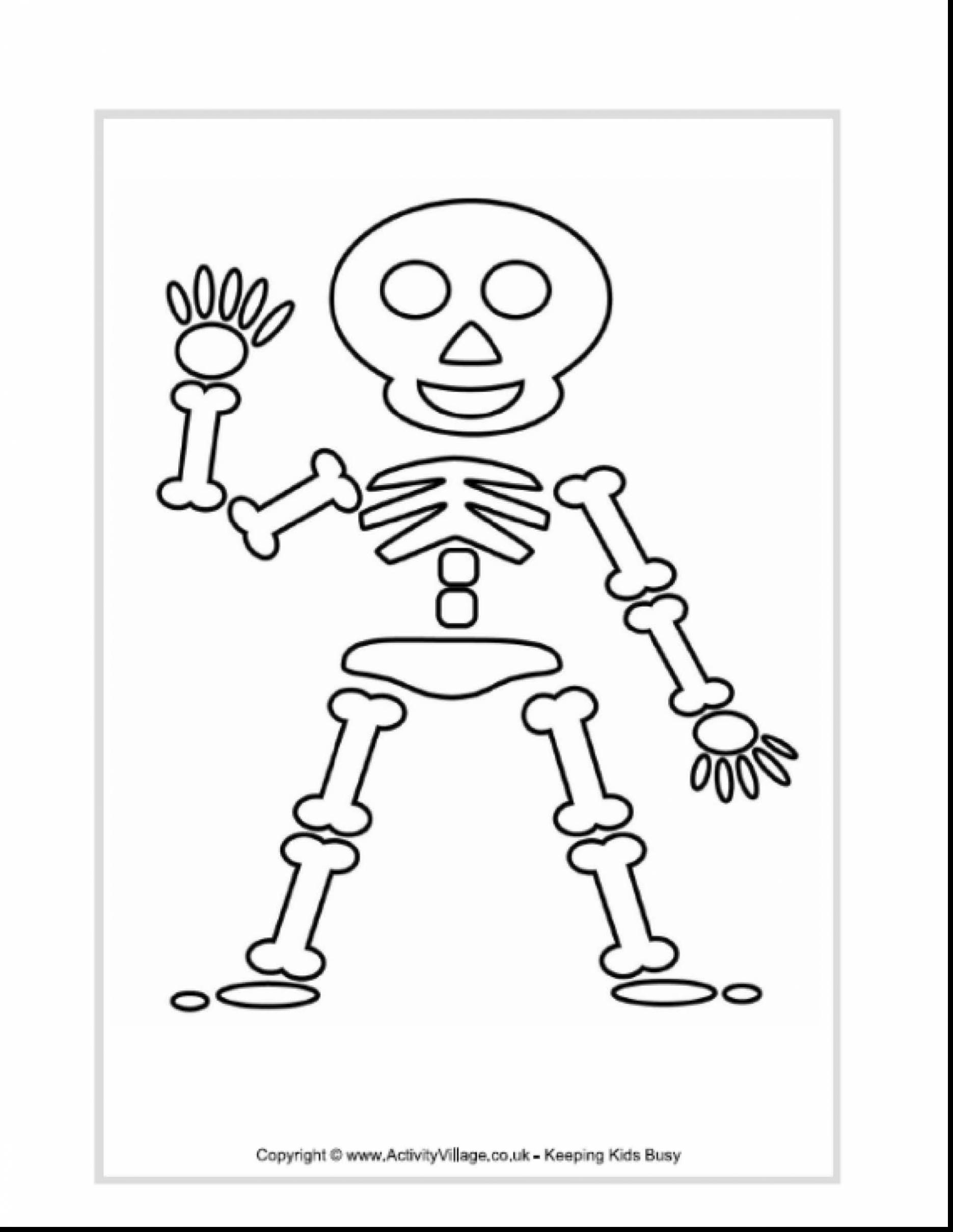 1871x2421 Impressive Skeleton Warrior Coloring Pages With Skeleton Coloring