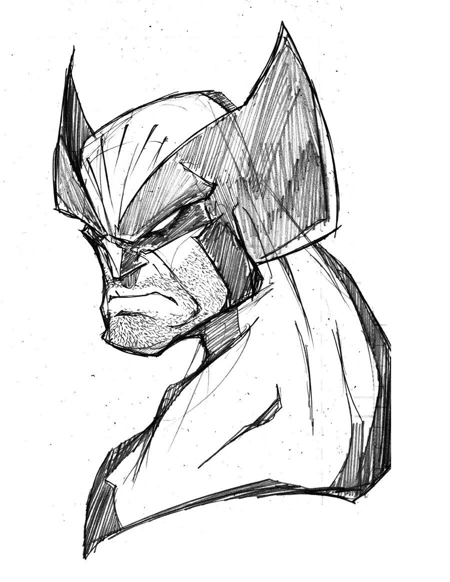 900x1165 Morning Sketch