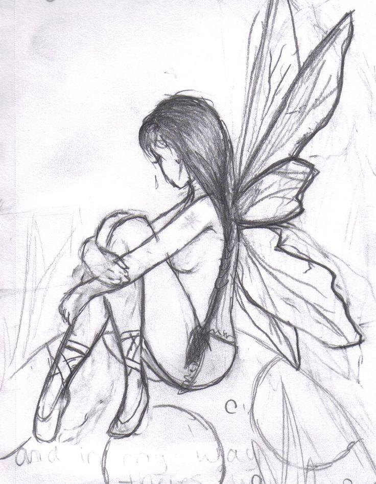 736x947 Photos Fairy Drawings,