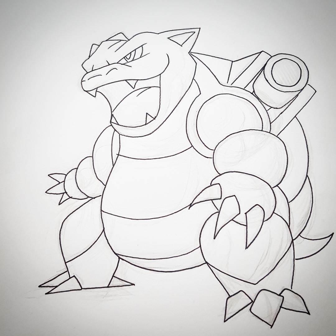 Sketch Pencil Drawing