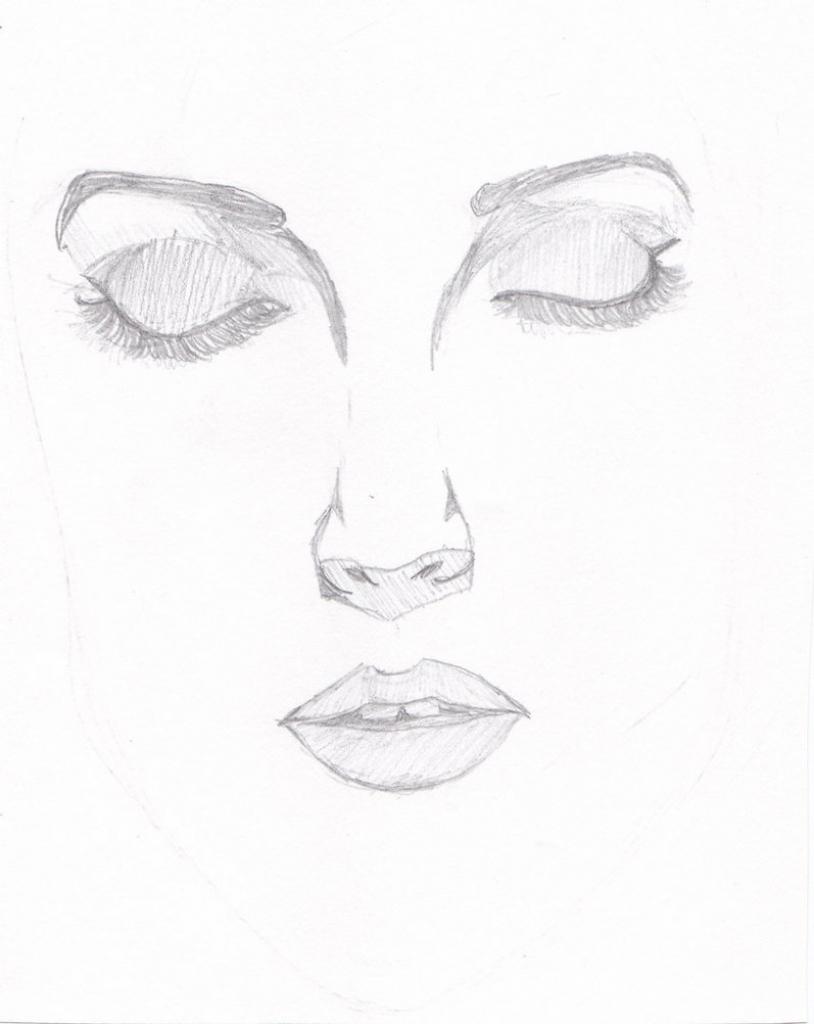 814x1024 Beautiful Simple Drawings Beautiful And Simple Pencil Drawings