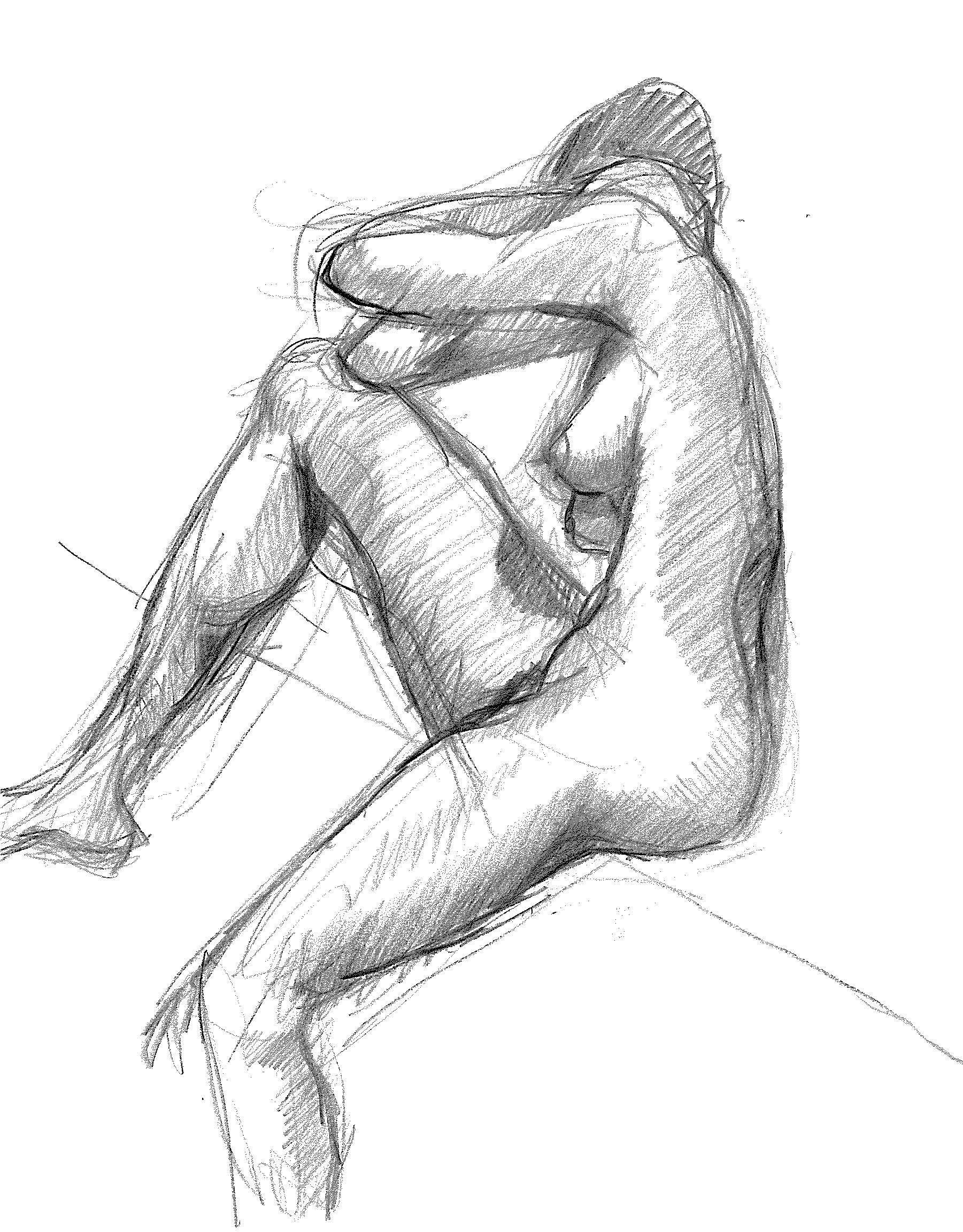 1801x2305 Unique Pencil Sketching