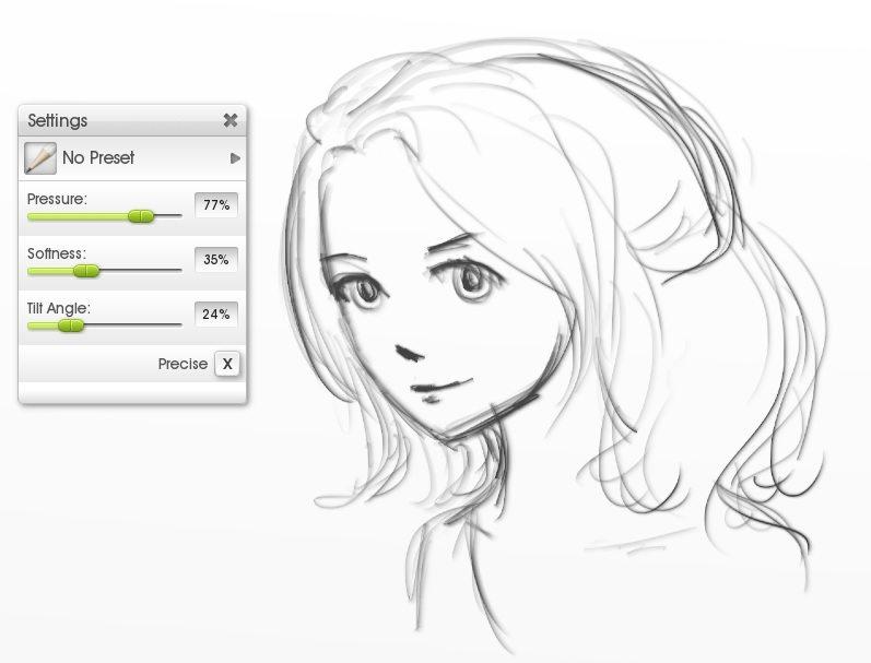 797x607 Drawing Manga In Artrage Sketching And Inking