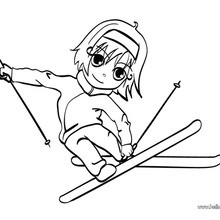 220x220 Ski Coloring Pages, Reading Amp Learning, Free Online Games
