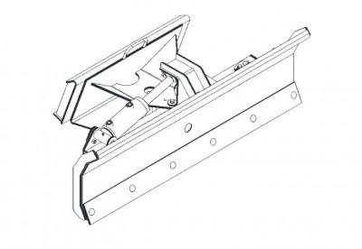 skid steer drawing at getdrawings free for personal use skid John Deere JD24 Skid Steer 400x276 spartan mini skid steer dozer blade attachment