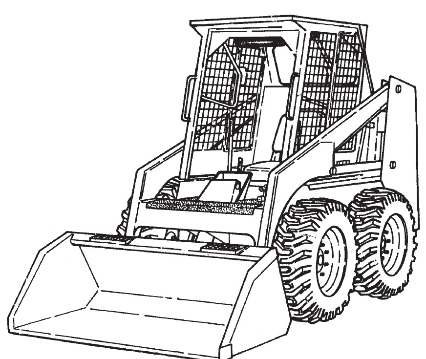 872x735 Bobcat 520 530 533 Skid Steer Loader Service Repair Ma
