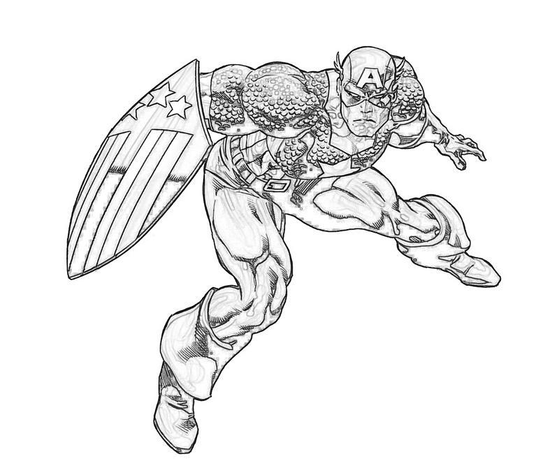 800x667 Captain America Captain America Skill Jozztweet