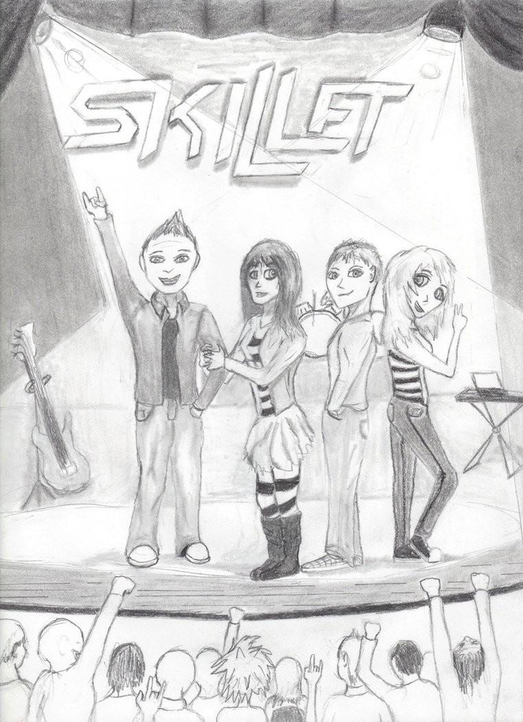 761x1050 The Inspiration Of Skillet In 10 Stunning Lyrics Artist Waves