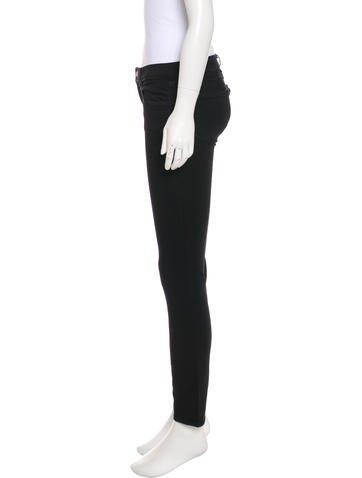 362x478 J Brand Mid Rise Skinny Jeans