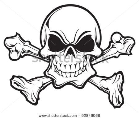450x387 Skull And Crossbones